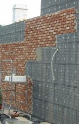 Buitenmuren isoleren opties bestaande gevel isoleren for Zelf huis bouwen kostprijs