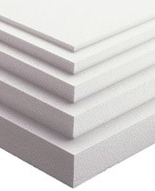 Geluidsisolatie polystyreen