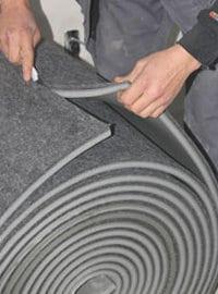 Geluidsisolatie voor vloeren